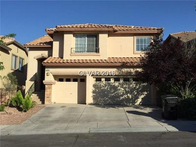 Rental For Rent: 10705 Turquoise Valley Drive