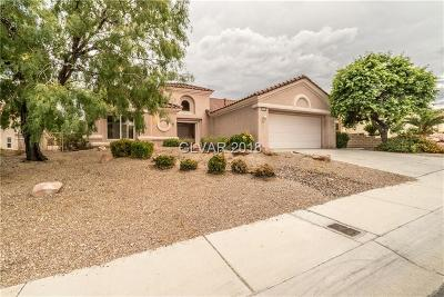 Las Vegas Single Family Home For Sale: 10429 Broom Hill Drive