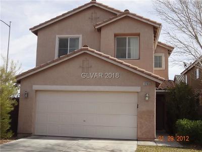 Las Vegas Single Family Home For Sale: 10106 June Flower Drive