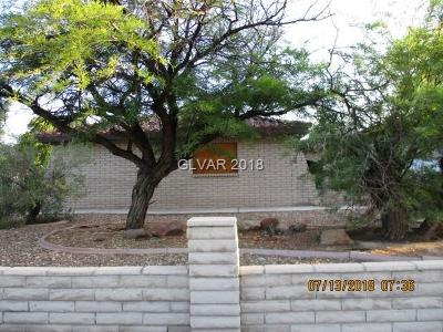 Single Family Home For Sale: 4310 Mountain View Boulevard