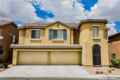 Single Family Home For Sale: 9218 Desert Heat Avenue
