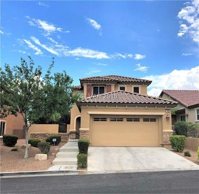 Las Vegas Single Family Home For Sale: 1008 Ambrosia Drive