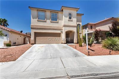 Single Family Home For Sale: 5749 Arrow Tree Street