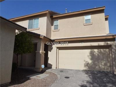 North Las Vegas Single Family Home For Sale: 930 Sunny Acres Avenue