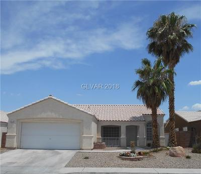 North Las Vegas Single Family Home For Sale: 5214 Cheetah Court
