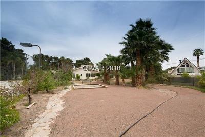 Las Vegas, Boulder City, Henderson Residential Lots & Land Under Contract - No Show: 7172 La Puebla Street