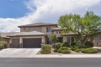 North Las Vegas Single Family Home For Sale: 7275 Summer Duck Way