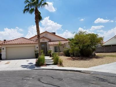 North Las Vegas Single Family Home For Sale: 1023 Heberdeen Court
