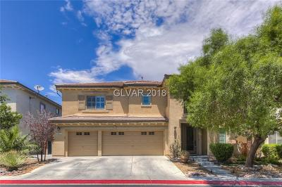 North Las Vegas Single Family Home For Sale: 4212 Lower Saxon Avenue