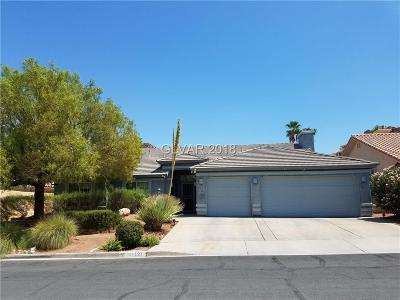 Henderson Single Family Home For Sale: 1121 Shady Run Terrace