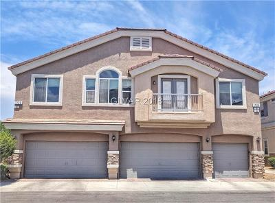 Las Vegas NV Condo/Townhouse For Sale: $215,000