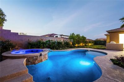 Las Vegas Single Family Home Under Contract - Show: 6129 Serenity Bluffs Street