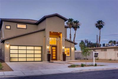 Las Vegas Single Family Home For Sale: 2313 Mariposa Avenue