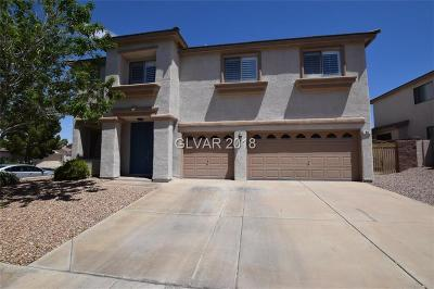 Henderson Single Family Home For Sale: 50 Hidden Mesa Court