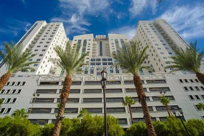 Las Vegas High Rise Under Contract - No Show: 150 North Las Vegas Boulevard #1808