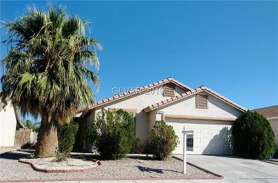 North Las Vegas Single Family Home For Sale: 2212 Chipplegate Way