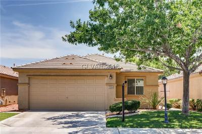 Las Vegas Single Family Home For Sale: 3364 Eagle Bend Street