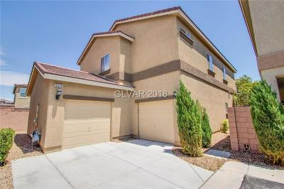 Las Vegas  Single Family Home For Sale: 9516 Alma Ridge Avenue