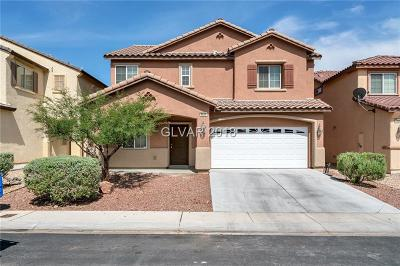 North Las Vegas Single Family Home For Sale: 6624 Lavender Lion Street