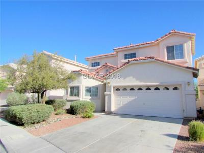 Las Vegas Single Family Home For Sale: 1146 Chestwood Avenue