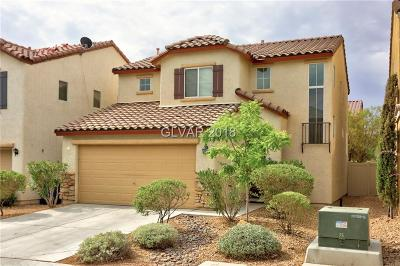 Las Vegas NV Single Family Home For Sale: $260,000