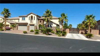 Las Vegas Single Family Home For Sale: 7256 Galloping Scout Court