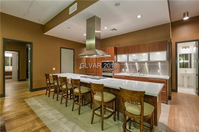 Las Vegas, North Las Vegas High Rise For Sale: 2775 East Pebble Road #501