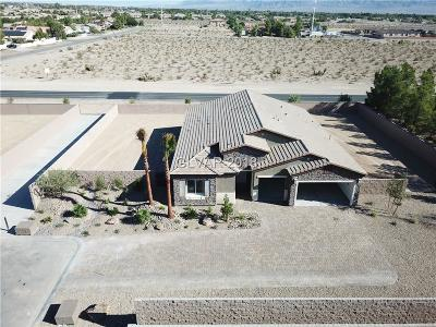 Las Vegas Single Family Home For Sale: 4278 Velvet Ridge Court #Lot 26