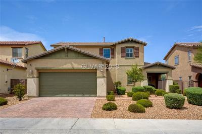 Henderson Single Family Home For Sale: 928 Pastel Dusk Court