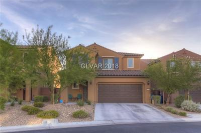 Las Vegas Single Family Home For Sale: 10971 Great Sioux Road