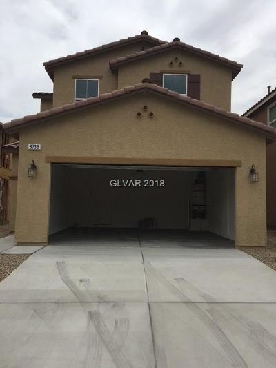 Las Vegas NV Single Family Home Under Contract - Show: $318,800