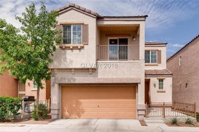 LAS VEGAS Single Family Home For Sale: 7385 Carrot Ridge Street