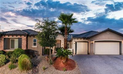 Las Vegas Single Family Home For Sale: 8511 Lava Point Street