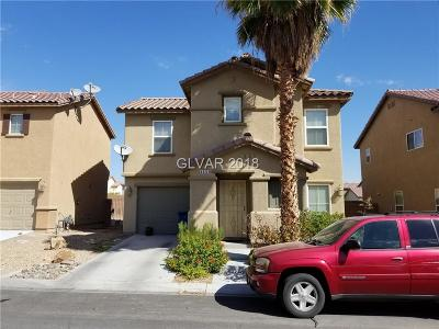 Las Vegas Single Family Home For Sale: 4820 Golden Shimmer Avenue