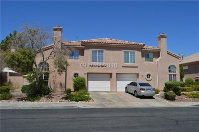 Henderson, Las Vegas Condo/Townhouse For Sale: 215 Winnsboro Street
