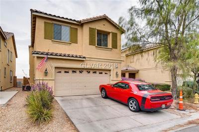 Las Vegas  Single Family Home For Sale: 3504 Bella Valencia Court