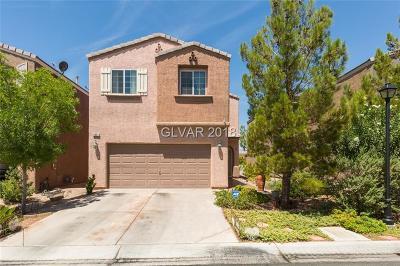 Las Vegas Single Family Home For Sale: 8961 Veneroso Street