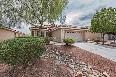 North Las Vegas Single Family Home For Sale: 4413 Meadowlark Wing Way