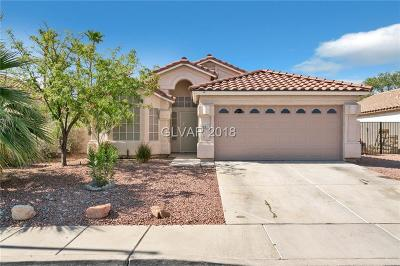 Henderson Single Family Home For Sale: 991 Blue Lantern Drive