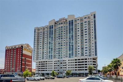 Clark County High Rise For Sale: 150 Las Vegas Boulevard #2004