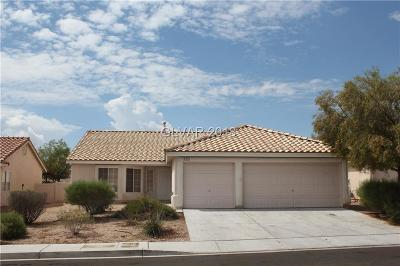 North Las Vegas NV Single Family Home For Sale: $243,500