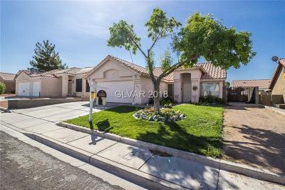 Henderson Single Family Home Under Contract - Show: 226 Mariposa Way