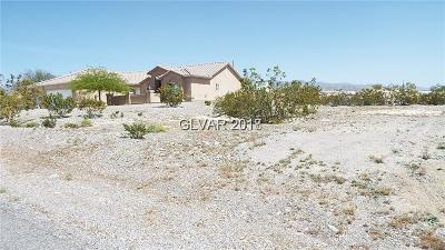 Pahrump NV Residential Lots & Land For Sale: $30,000