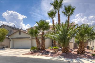 Las Vegas NV Single Family Home For Sale: $375,000