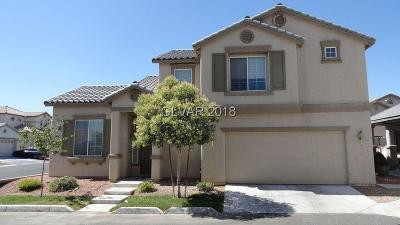 Las Vegas Single Family Home For Sale: 8423 Belmont Valley Street