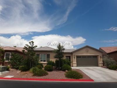 North Las Vegas Single Family Home For Sale: 4128 Mantle Avenue
