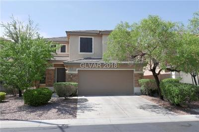 Las Vegas Single Family Home For Sale: 9819 Maidenfair Court
