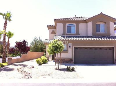 Las Vegas Single Family Home For Sale: 103 Short Ruff Way