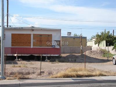 North Las Vegas Manufactured Home For Sale: 6258 Mt McKinley Avenue