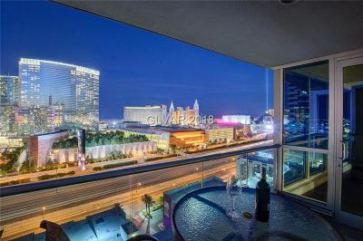 Clark County High Rise For Sale: 4525 Dean Martin Drive #1709